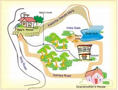 NCERT Solutions for Class 5 English Around the World