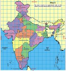 NCERT Solutions for Class 5 Maths Mapping Your Way