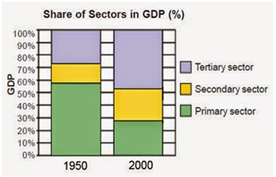 NCERT solutions for Class 10 Social Science Economics Sector of Indian Economy