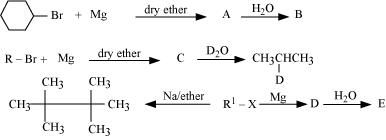 NCERT Solutions class 12 Chemistry Haloalkanes and haloarenes