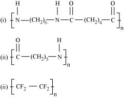 NCERT Solutions class 12 Chemistry Polymers In text Questions