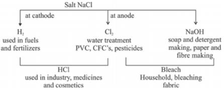Acids Bases and Salts class 10 Notes Science | myCBSEguide