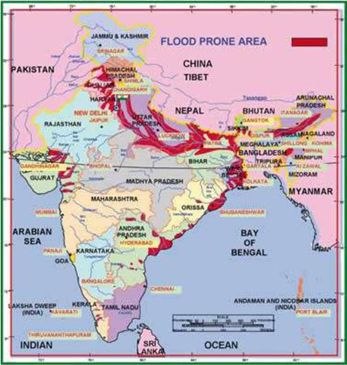 Natural Hazards and Disasters class 11 Notes Geography